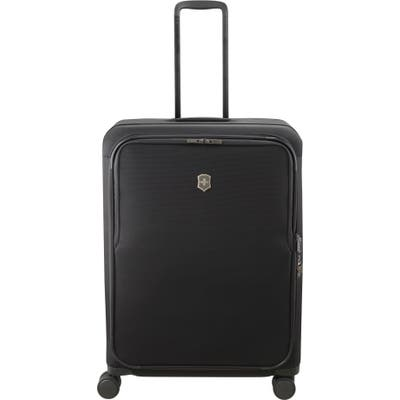 Victorinox Swiss Army Connex Large 28-Inch Spinner Packing Case - Black