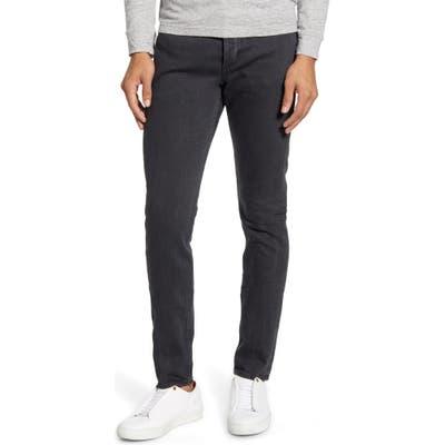 Rag & Bone Fit 1 Extra Skinny Fit Jeans, Black