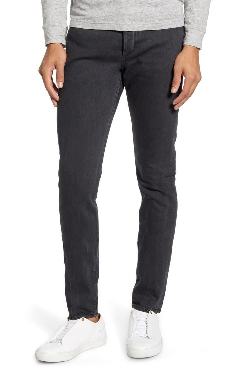 RAG & BONE Fit 1 Extra Skinny Fit Jeans, Main, color, SHELTER