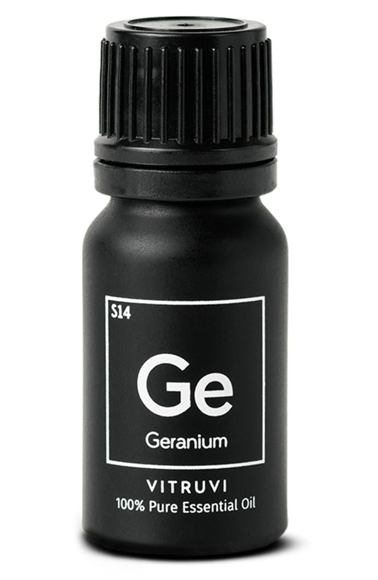 Vitruvi Geranium Essential Oil