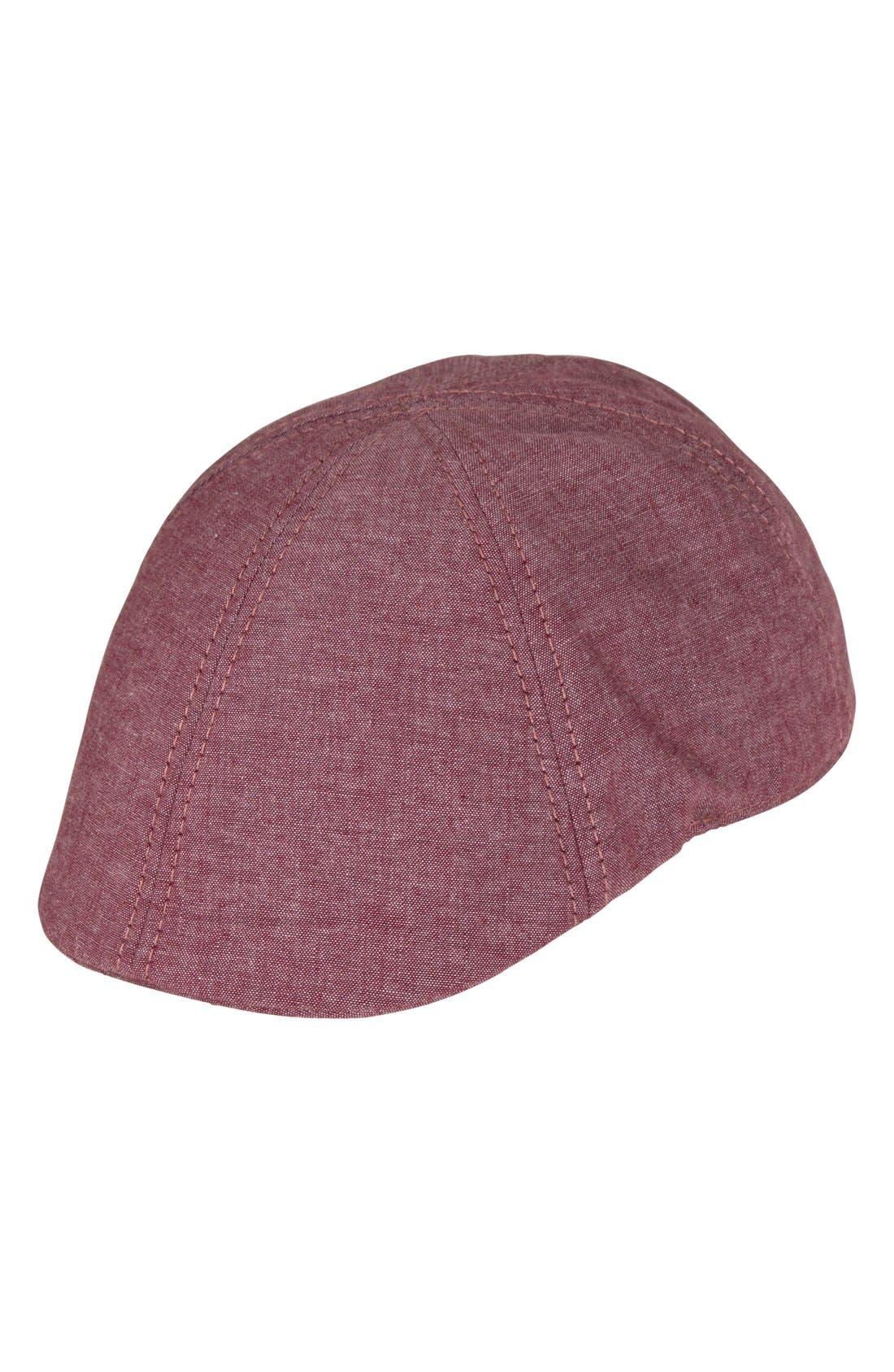 Men's Goorin Brothers Mr. Bang Driver's Hat