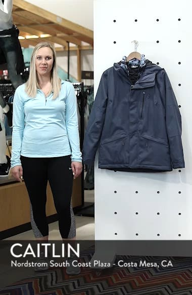 ThermoBall<sup>™</sup> TriClimate<sup>®</sup> 3-in-1 Waterproof Snow Jacket, sales video thumbnail