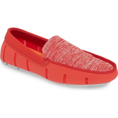 Swims Driving Shoe- Red