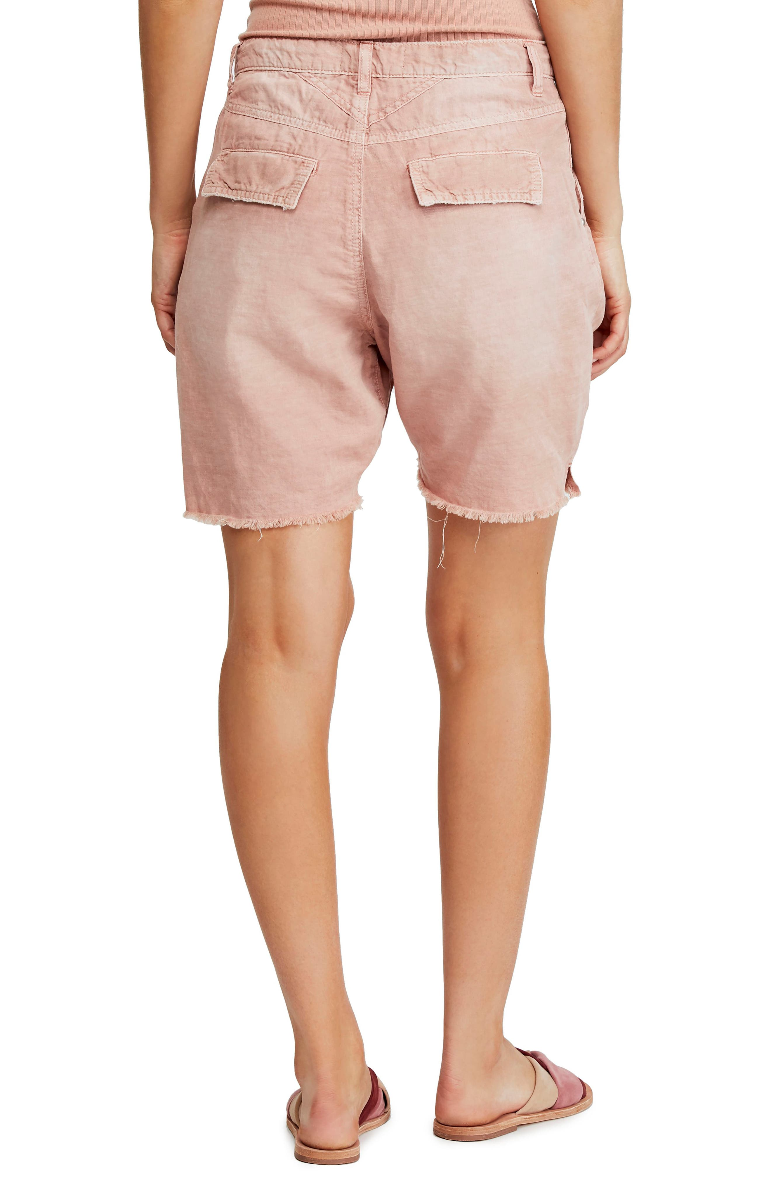 We The Free By Free PeopleUtility Harem ShortsPink12