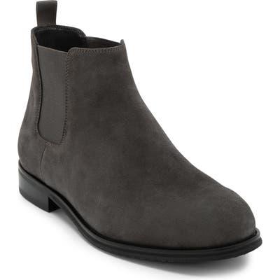 Blondo Kevin Waterproof Chelsea Boot- Grey
