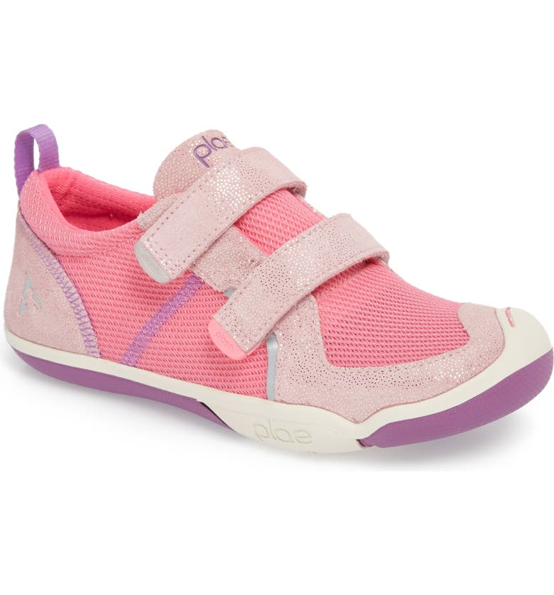 PLAE Ty Sneaker, Main, color, PINK/ PINK/ DEWBERRY
