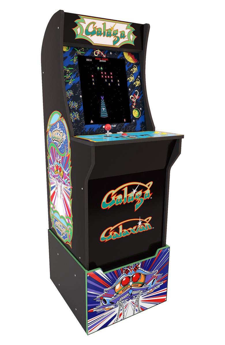 ARCADE1UP Galaga Full Size Arcade Cabinet, Main, color, NONE