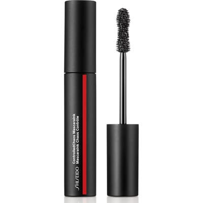 Shiseido Controlled Chaos Mascaraink - 01 Black Pulse