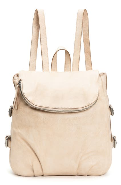 Image of Frye Sindy Leather Backpack