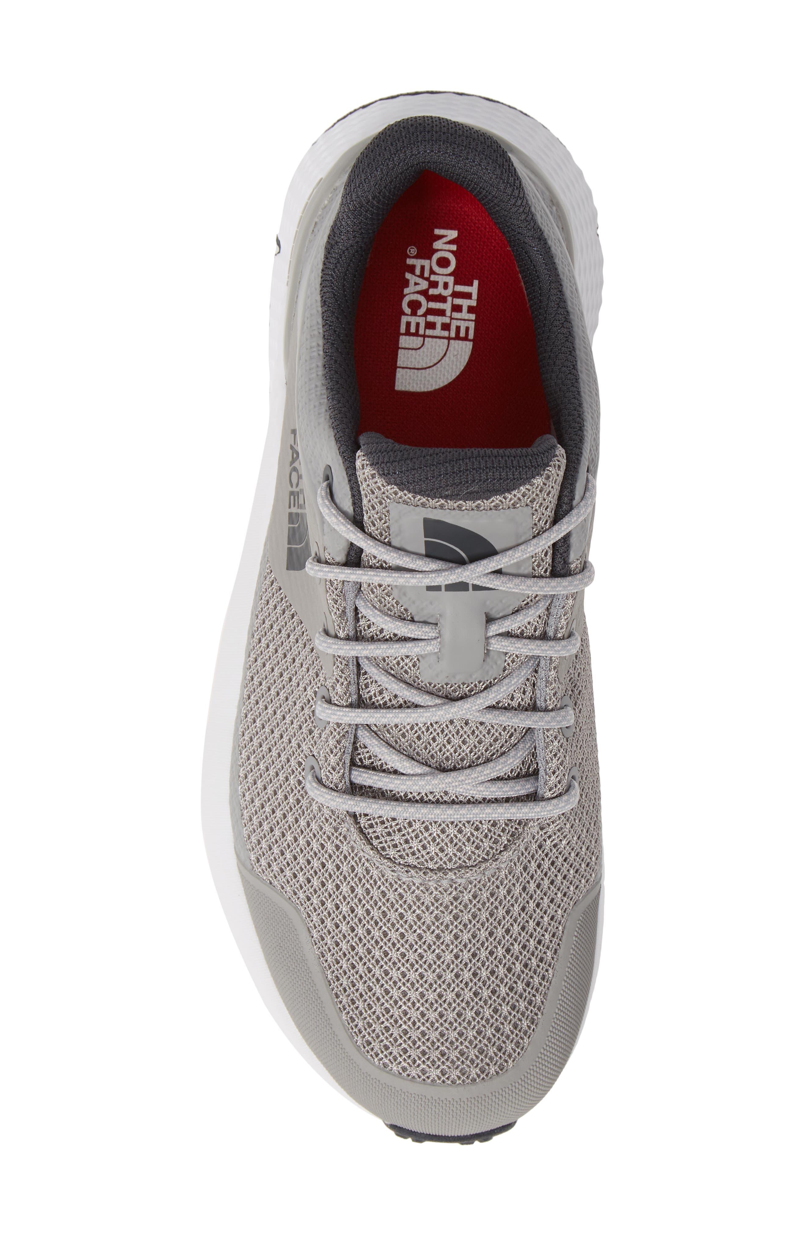 ,                             Vals Waterproof Hiking Sneaker,                             Alternate thumbnail 5, color,                             MELD GREY/ PINK SALT