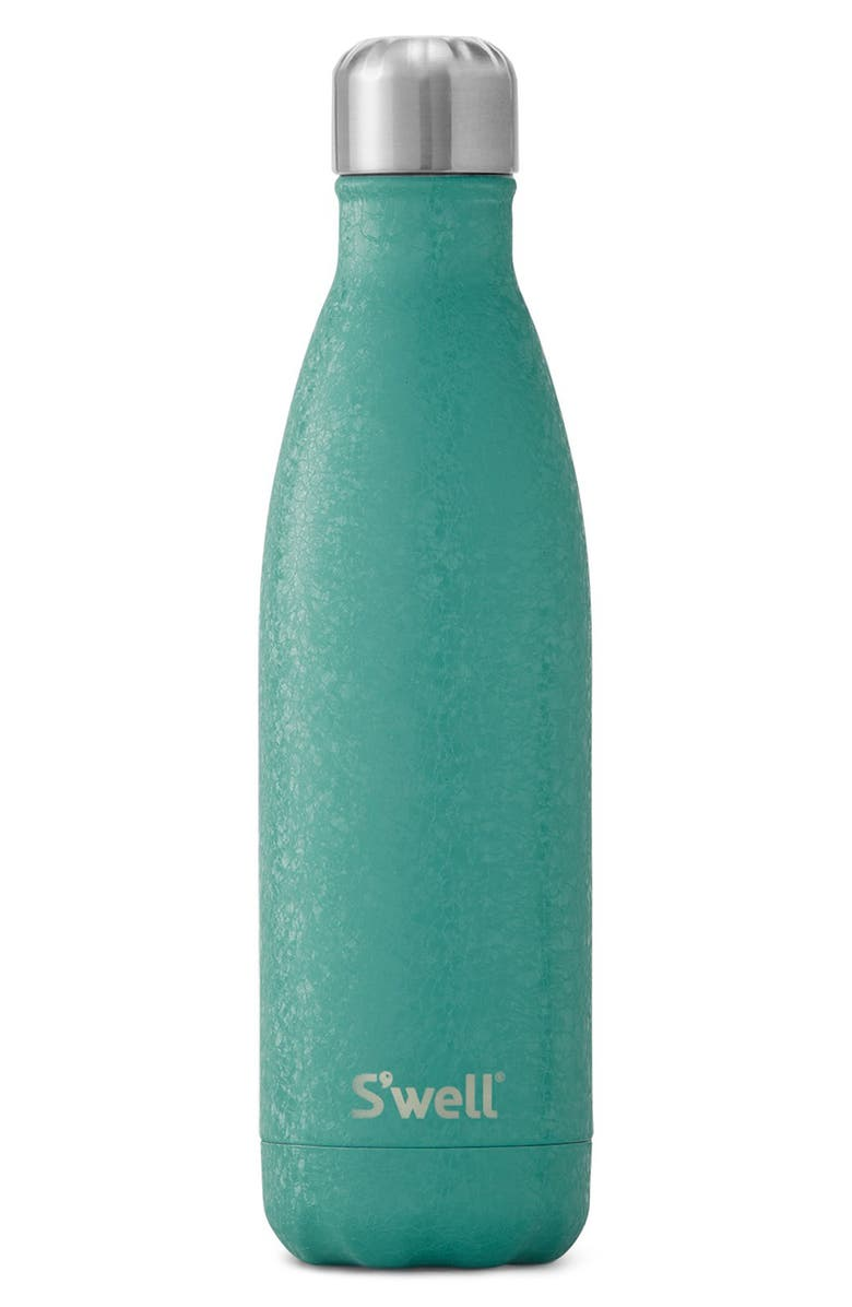 S'WELL Montana Blue 17-Ounce Insulated Stainless Steel Water Bottle, Main, color, MONTANA BLUE