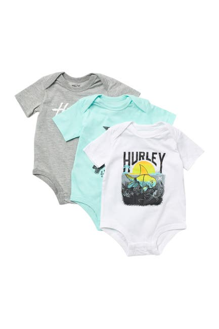 Image of Kids Headquarters Graphic Bodysuits - Set of 3