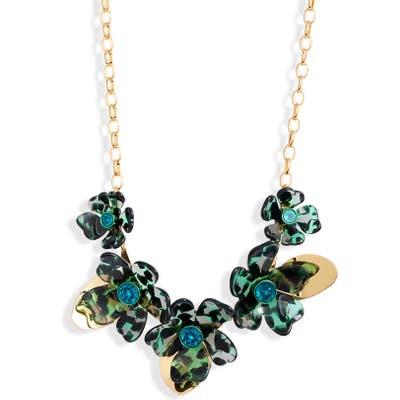 Kate Spade New York Petal Pushers Collar Necklace