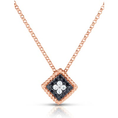 Roberto Coin Palazzo Ducale Diamond Pendant Necklace