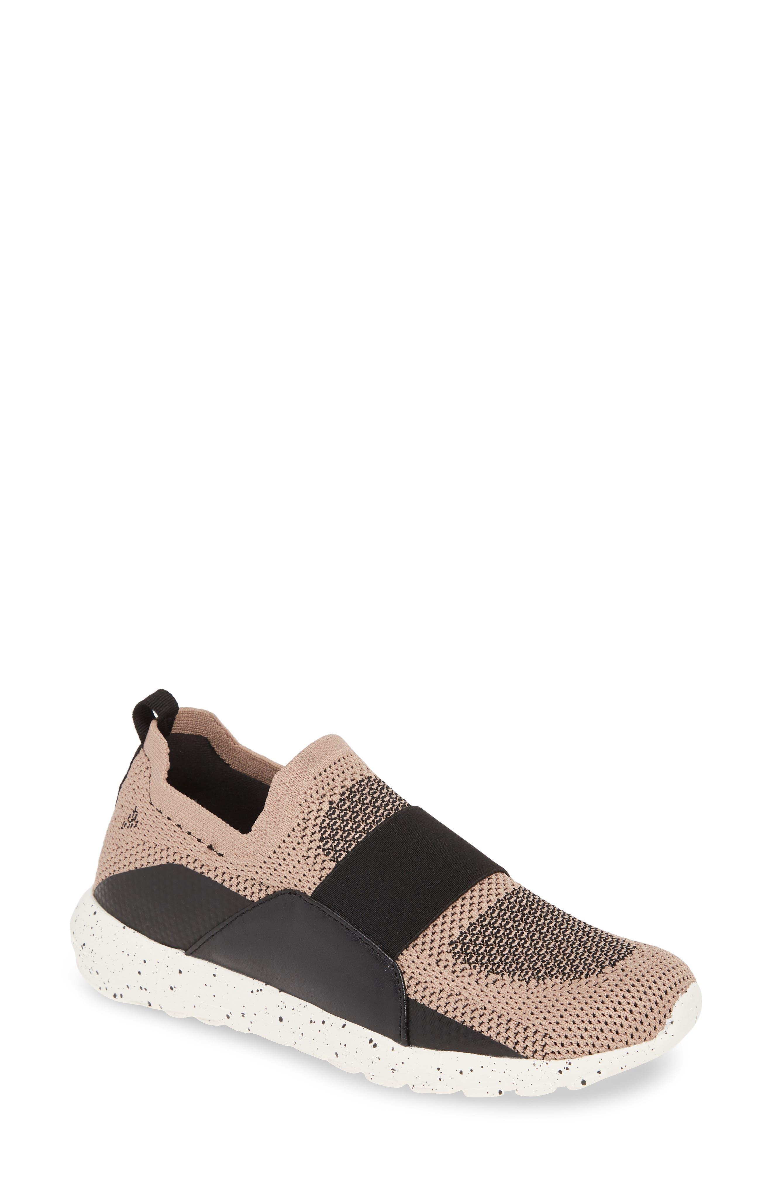 Bernie Mev. Asako Slip-On Sneaker, Pink