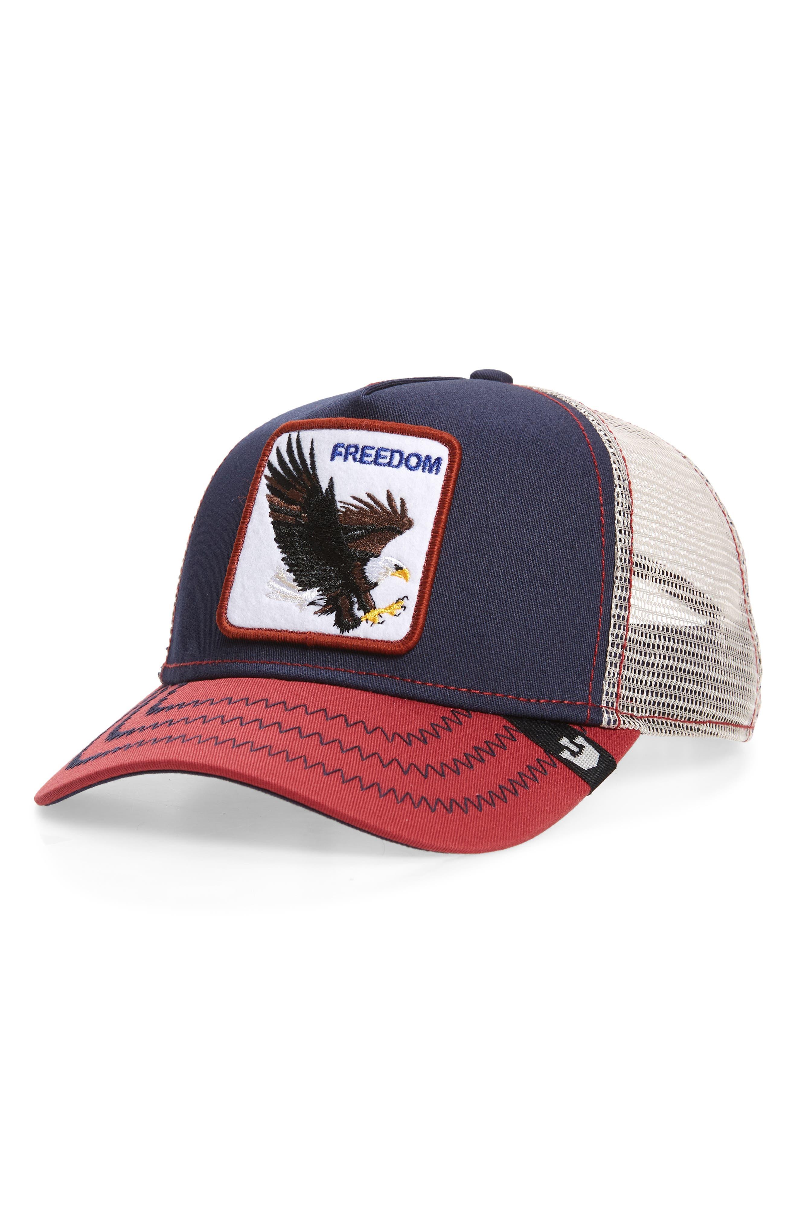 . Let It Ring Trucker Hat