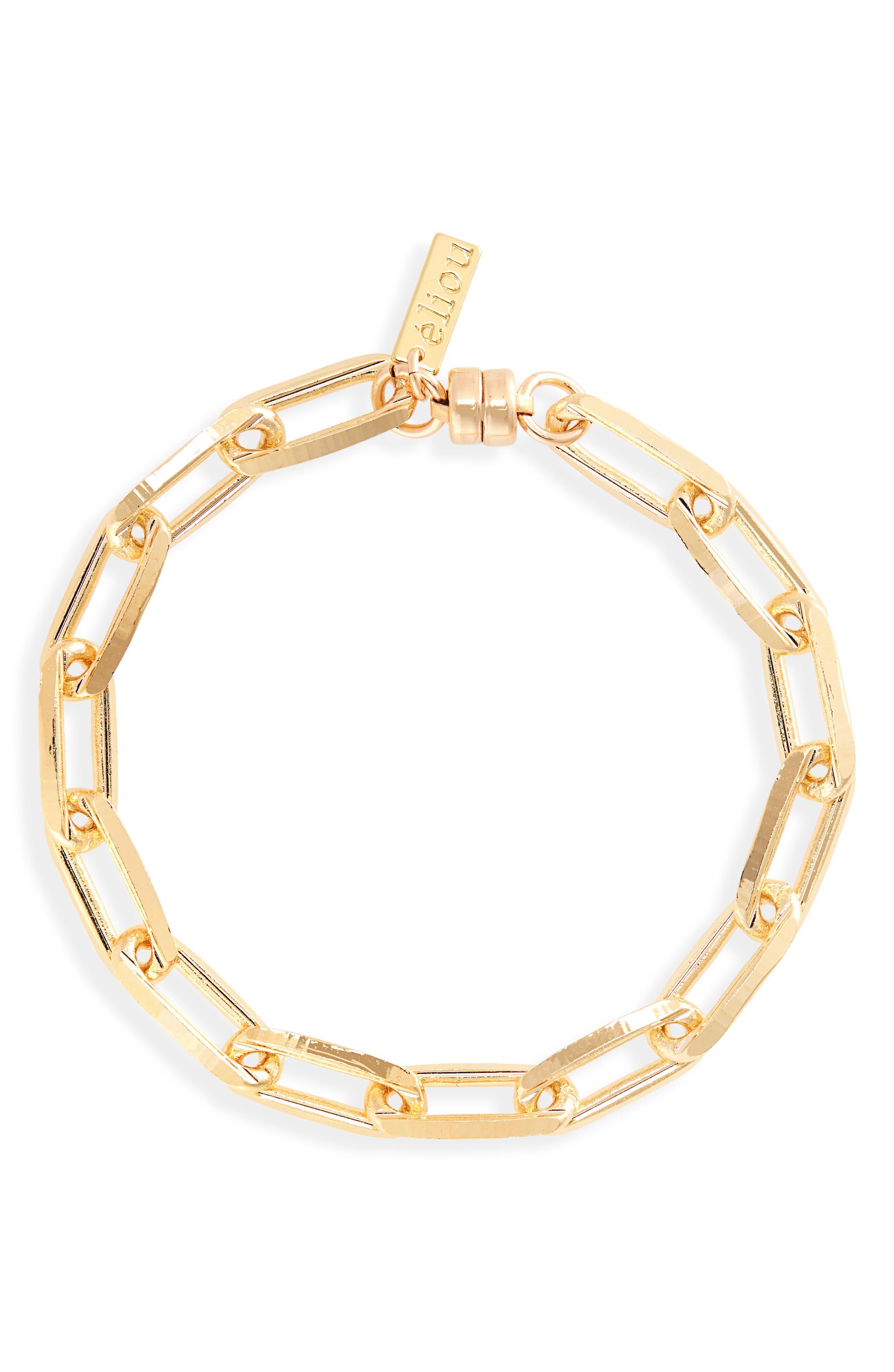 Women's Eliou Giotto Chain Bracelet