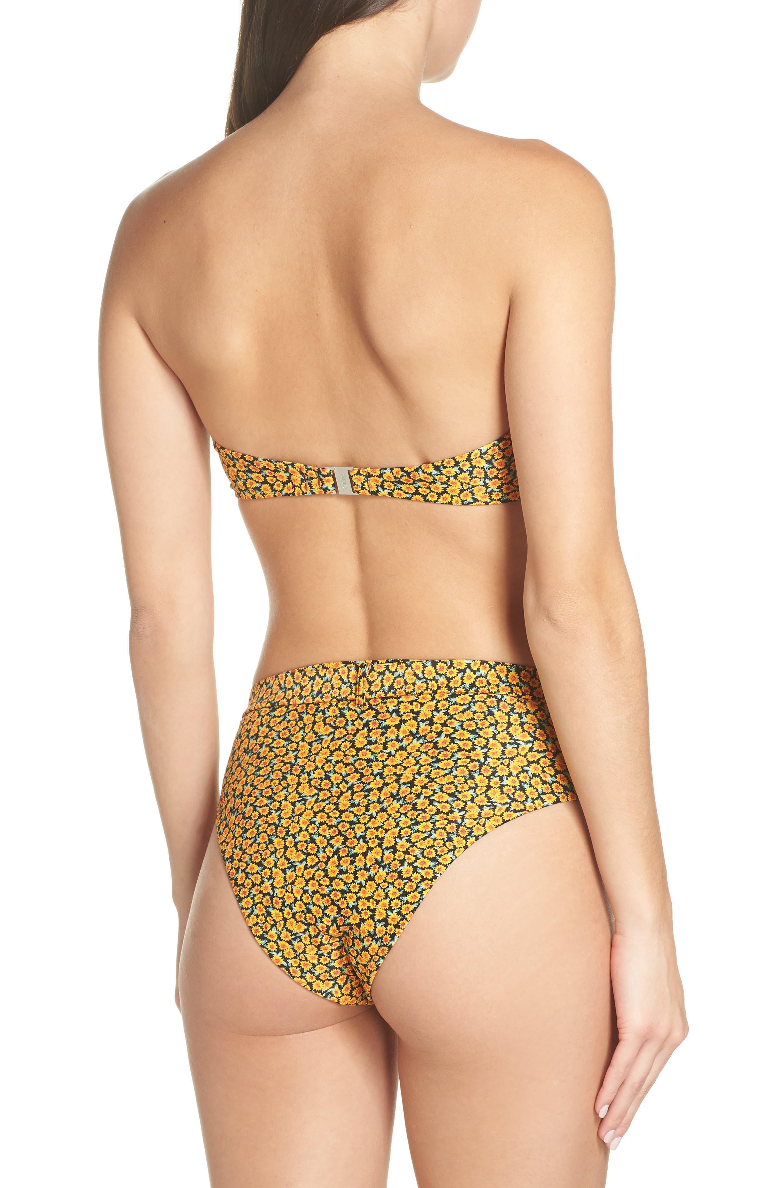 ,                             x We Wore What Ace Balconette Bikini Top,                             Alternate thumbnail 19, color,                             701