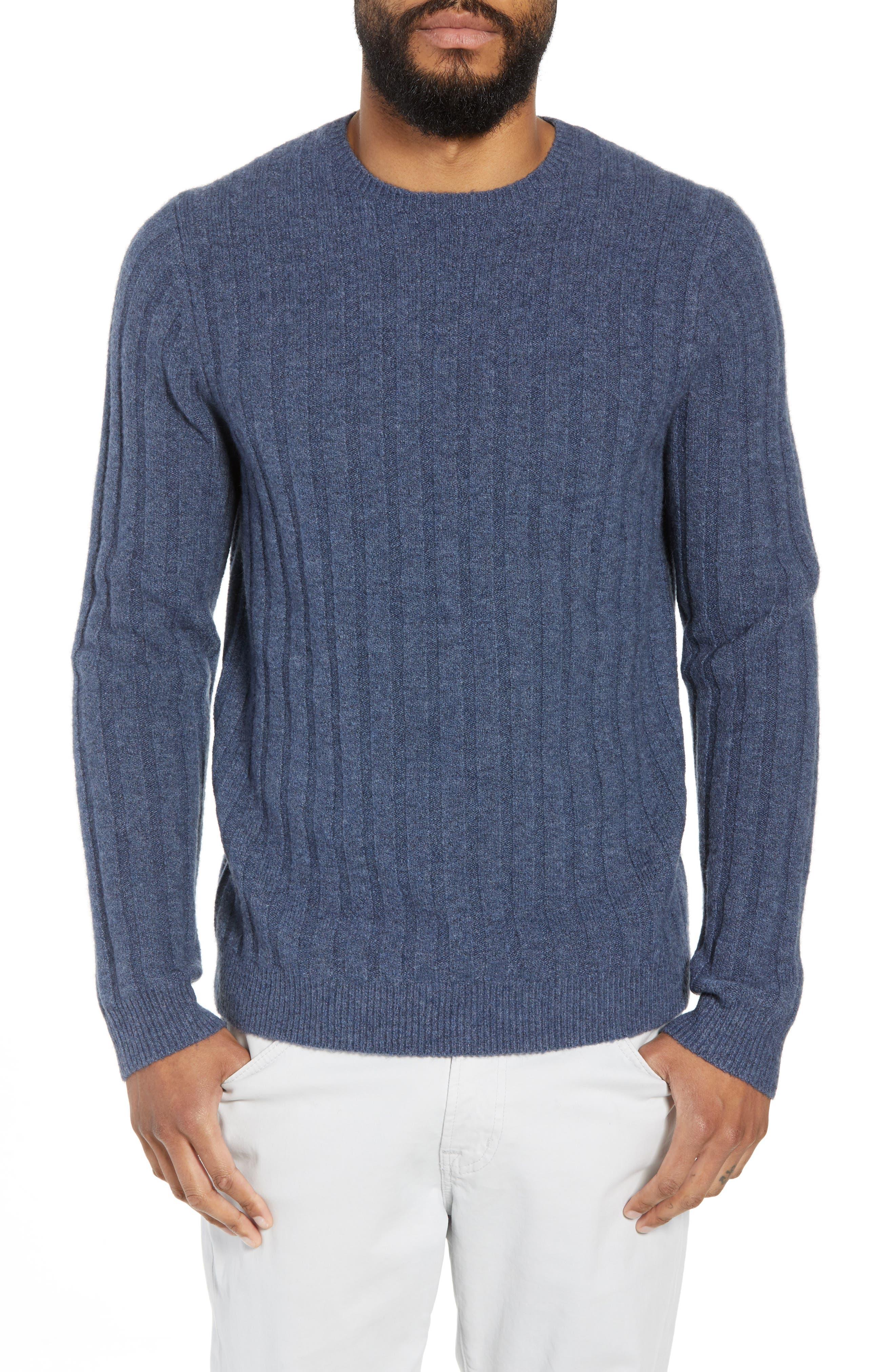 Image of CALIBRATE Rib Crewneck Sweater