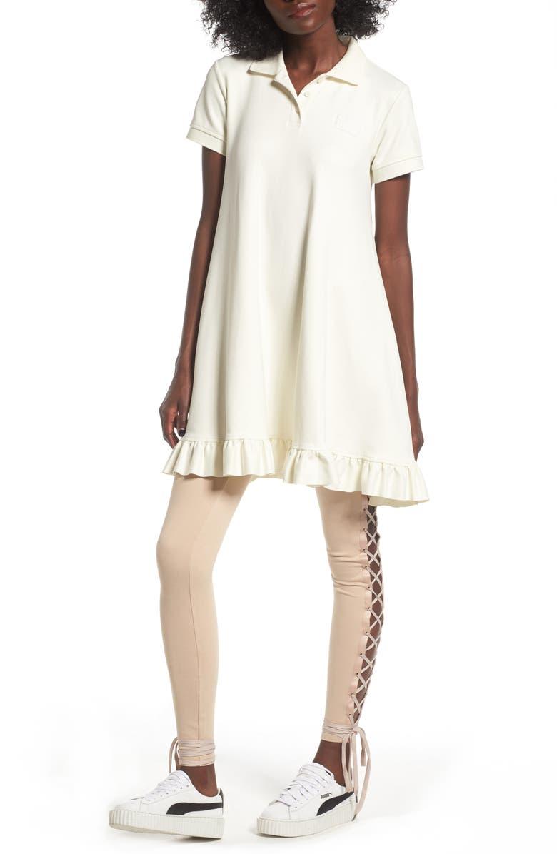online store cf946 65430 FENTY PUMA by Rihanna Polo Swing Minidress