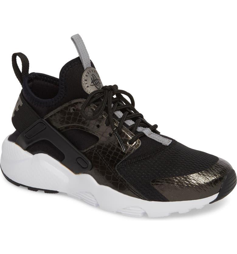 ef3ab720a0 Nike Air Huarache Run Ultra Sneaker (Big Kid)   Nordstrom