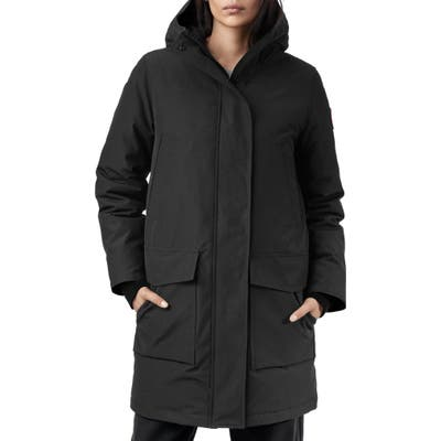 Canada Goose Canmore 625 Fill Power Down Parka, (2) - Black