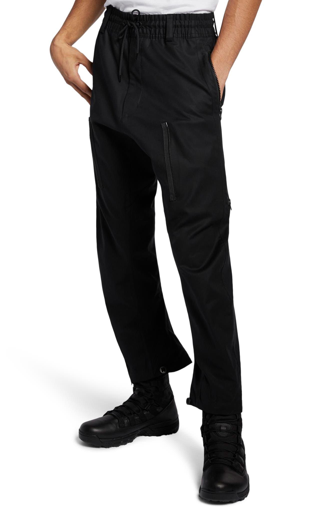 Nike Nikelab Acg Cargo Pants, Black