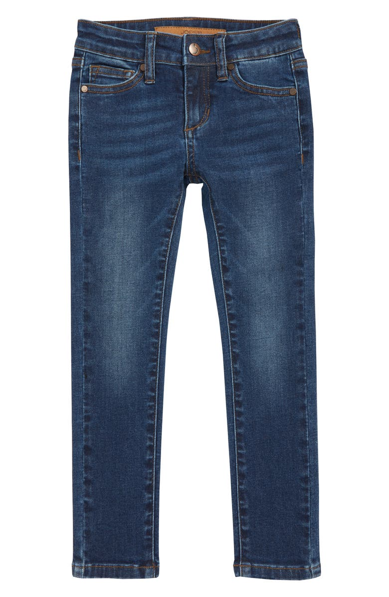 JOE'S The Jegging Mid Rise Jeans, Main, color, MARINE