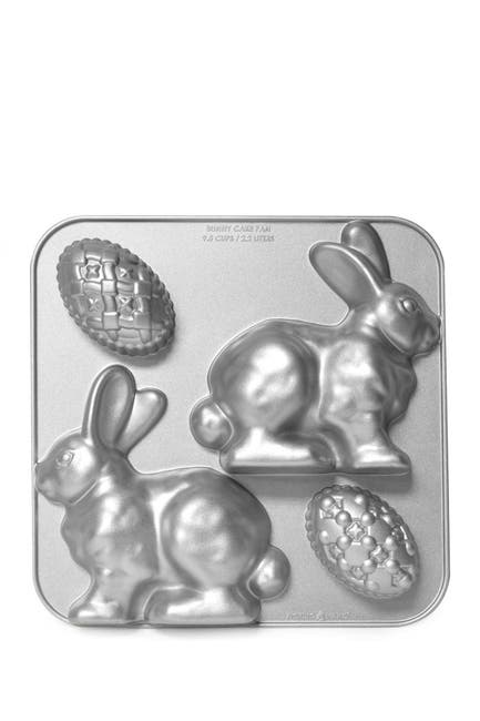 Image of Nordic Ware 3D Bunny Plaque