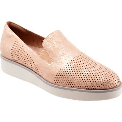 Softwalk Whistle Slip-On, Pink
