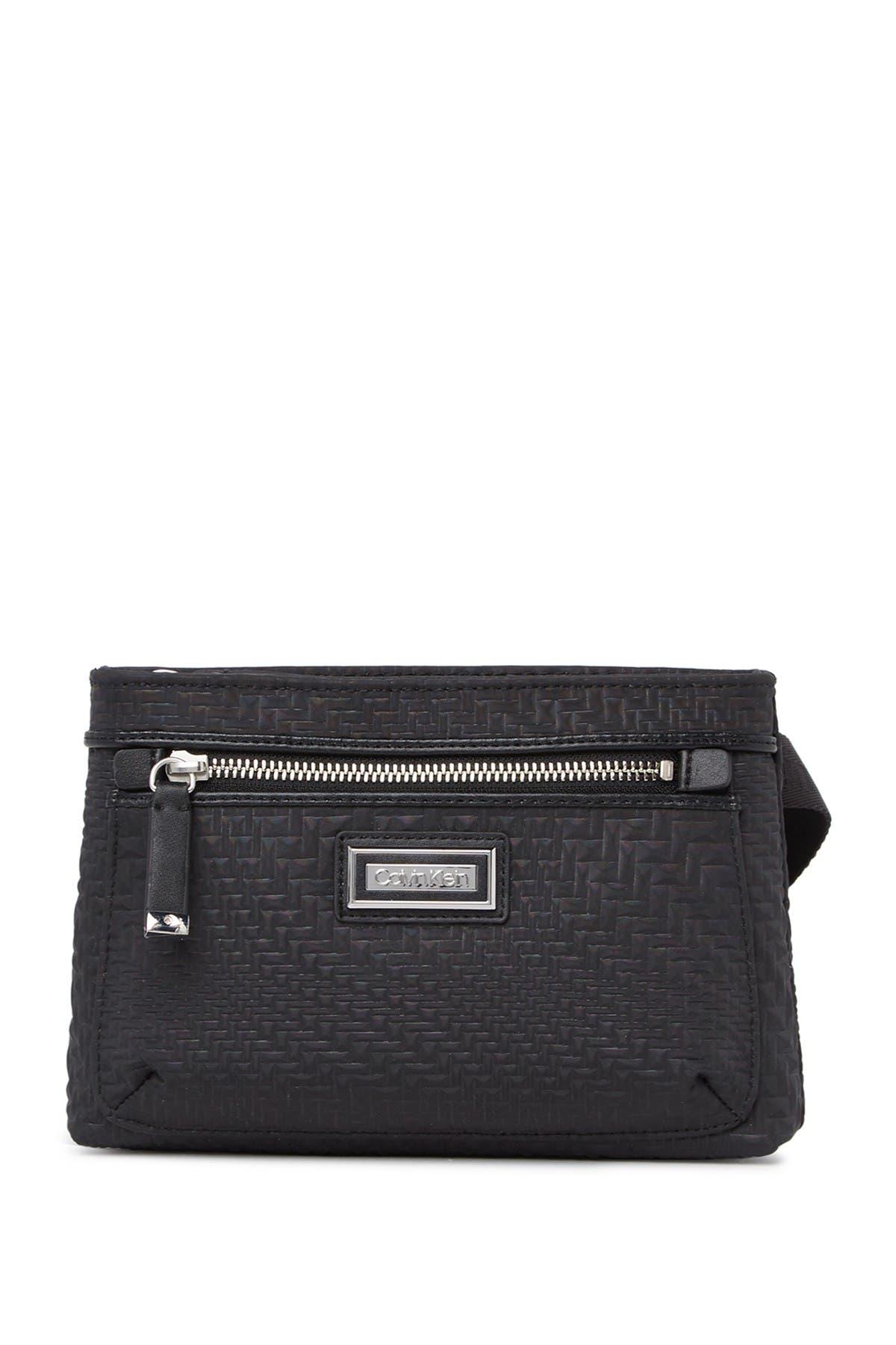 Image of Calvin Klein Belfast Nylon Belt Bag