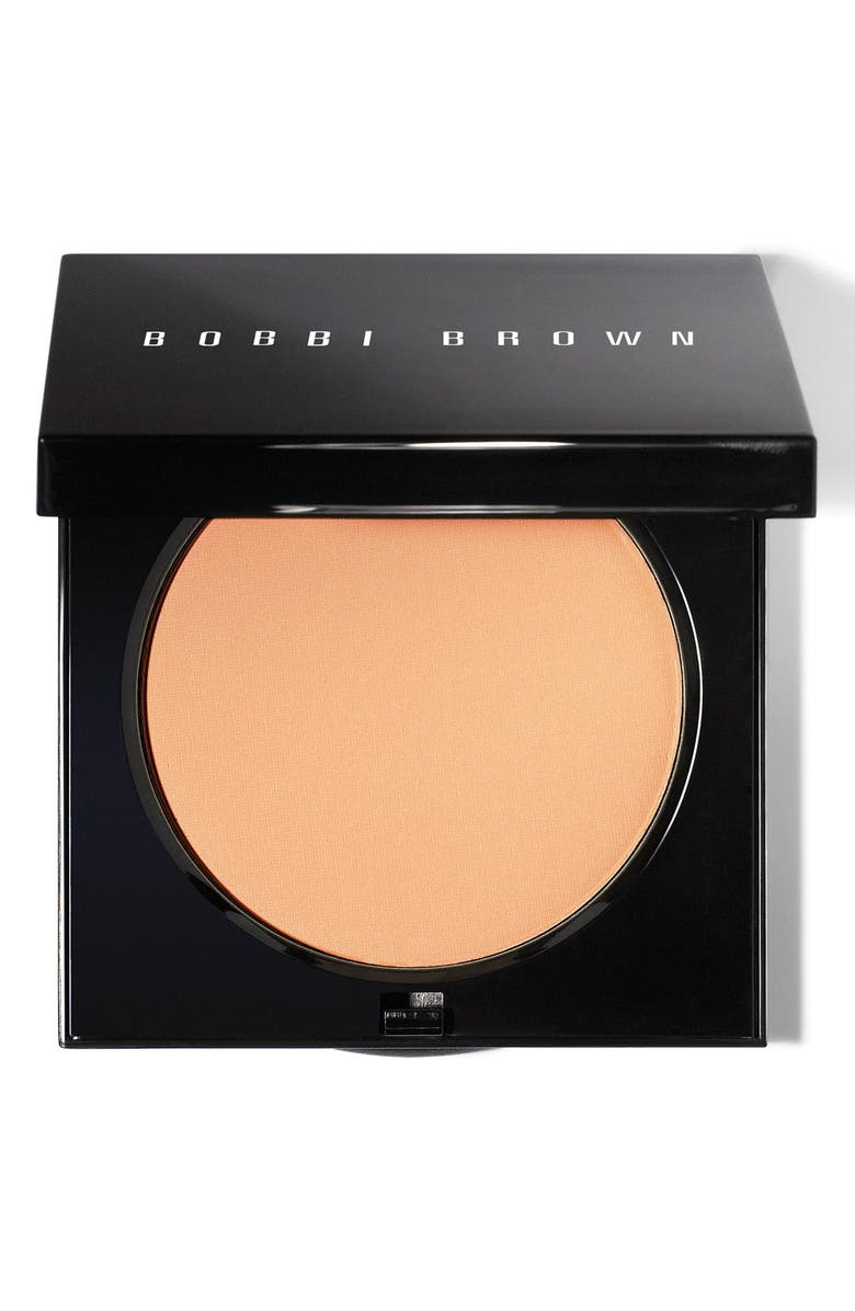 BOBBI BROWN Sheer Finish Pressed Powder, Main, color, #06 WARM NATURAL