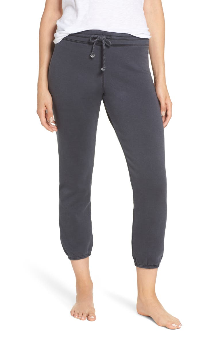 UGG<SUP>®</SUP> Valentene Jogger Pants, Main, color, CHARCOAL
