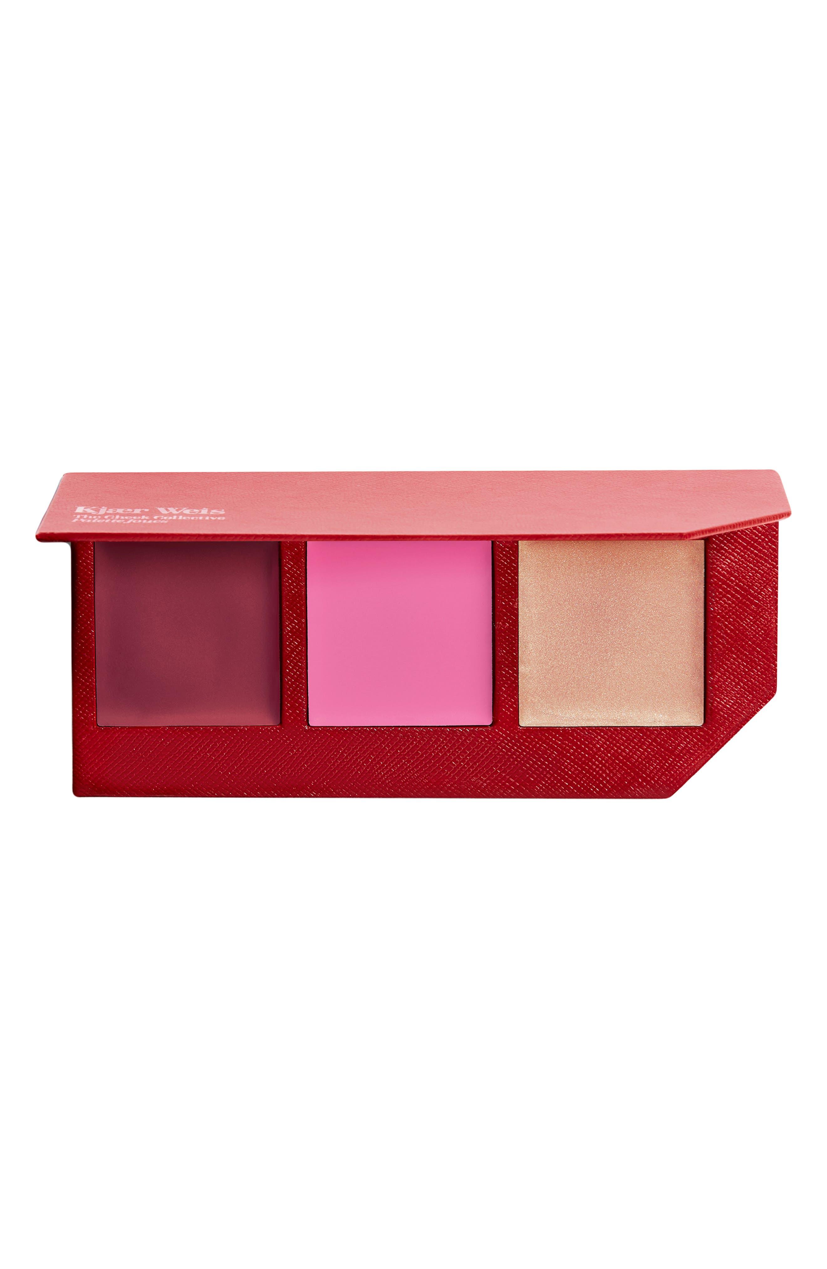 The Cheek Collective Cream Blush & Cream Glow Highlighter Palette