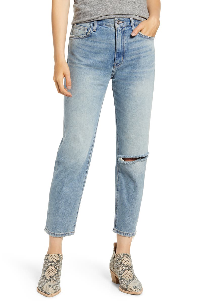 Current/Ellliott The Vintage Crop Skinny Jeans by Current/Elliott