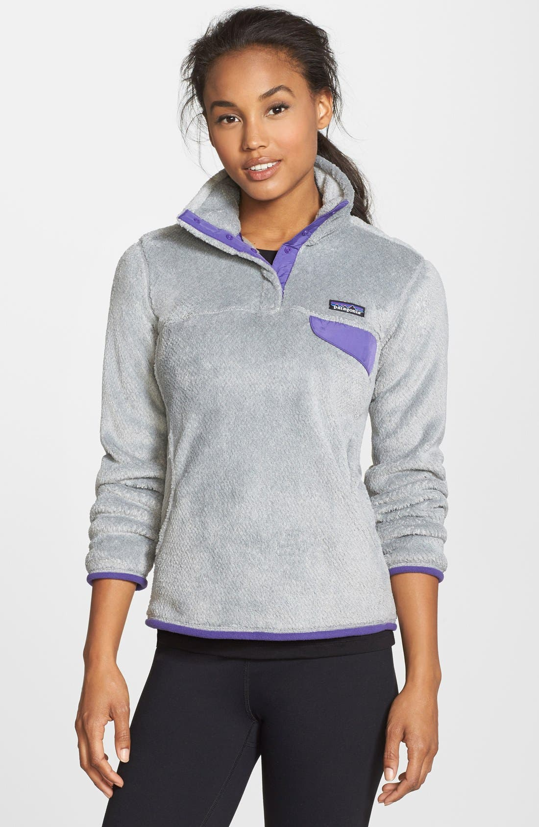 ,                             Re-Tool Snap-T<sup>®</sup> Fleece Pullover,                             Main thumbnail 86, color,                             025