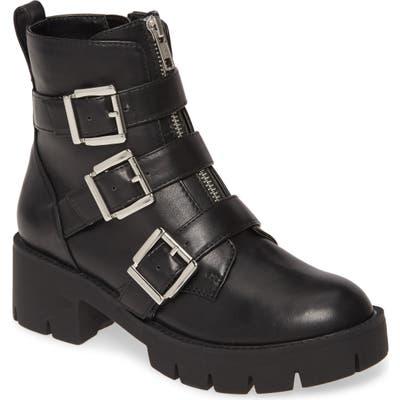 Bp. Lilly Moto Boot- Black