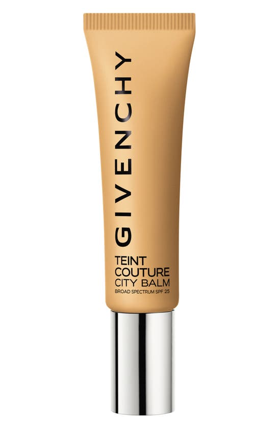 Givenchy - Teint Couture City Balm Radiant Perfecting Skin Tint Spf 25 (24h Wear Moisturizer) - # W208 30ml/1