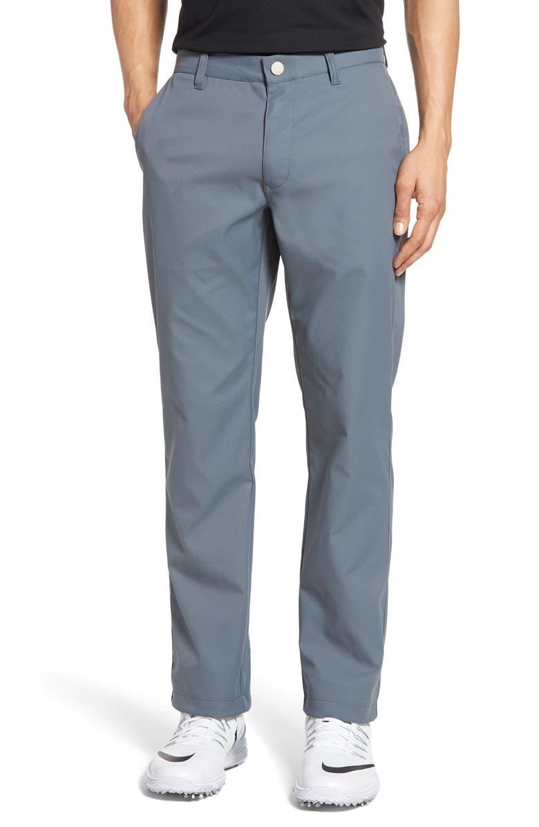 BONOBOS Highland Slim Fit Golf Pants, Main, color, GREY