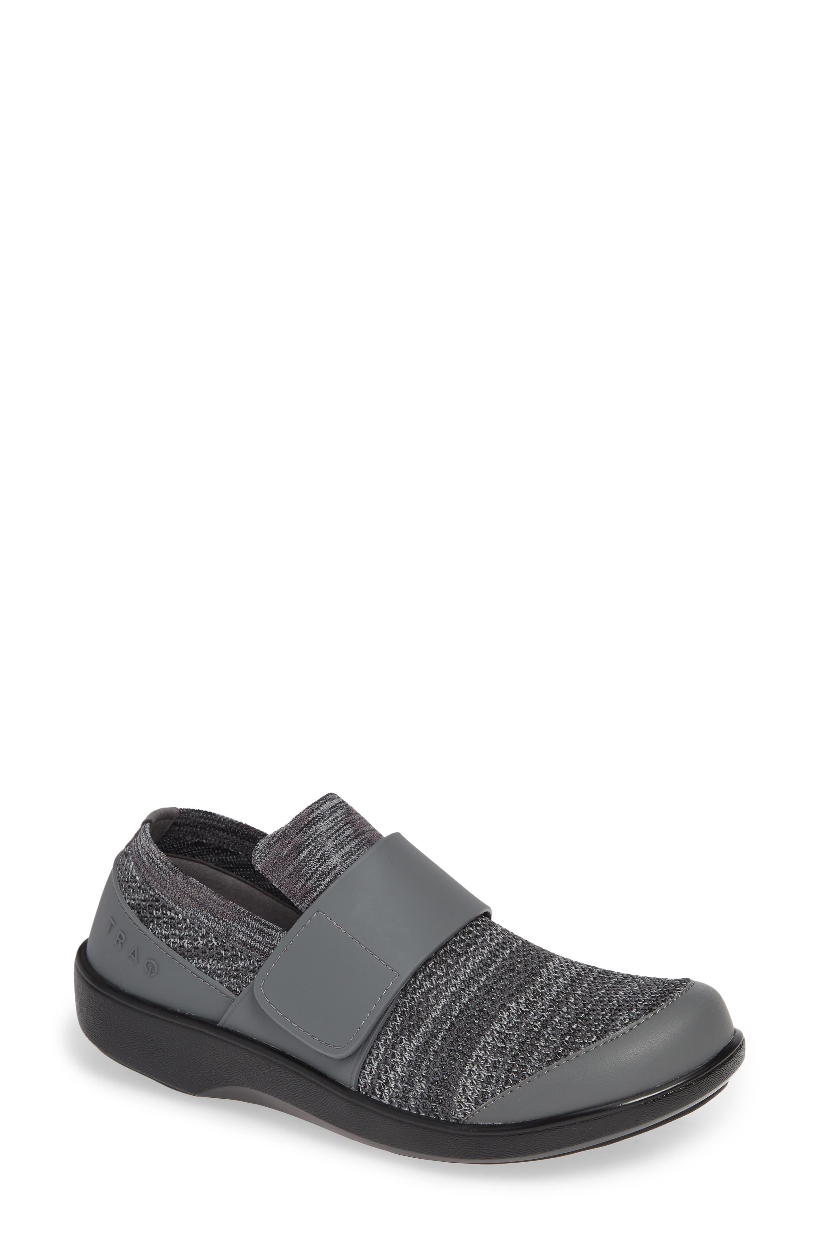 Alegria Qwik Sneaker, Grey
