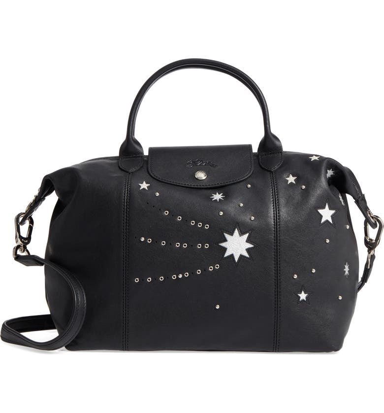 Leather Cuir Longchamp HandbagNordstrom Etoile Pliage Le 0OPZ8XwkNn