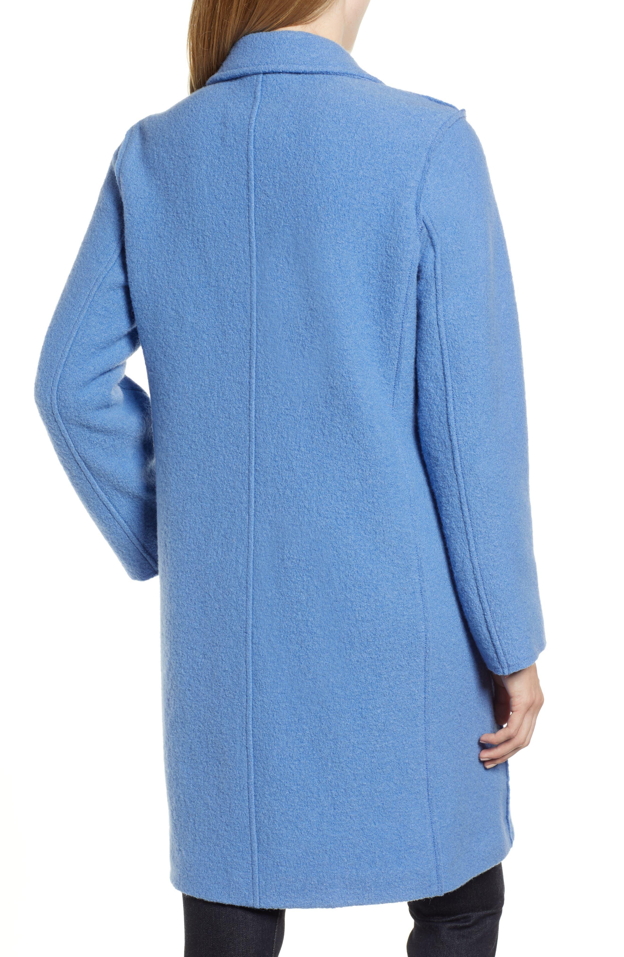 ,                             Daphne Boiled Wool Topcoat,                             Alternate thumbnail 27, color,                             405