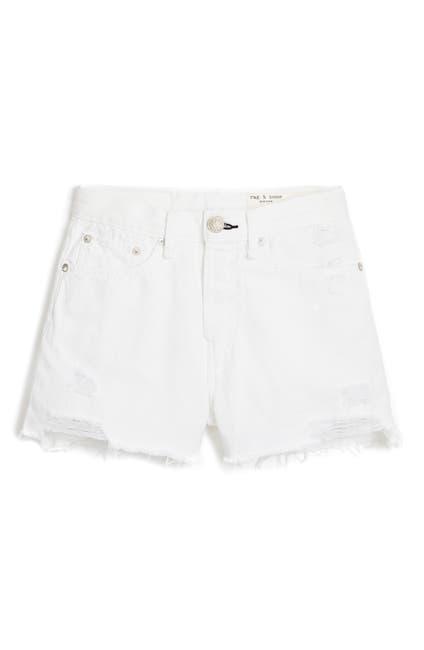 Image of Rag & Bone Maya High Waist Denim Shorts