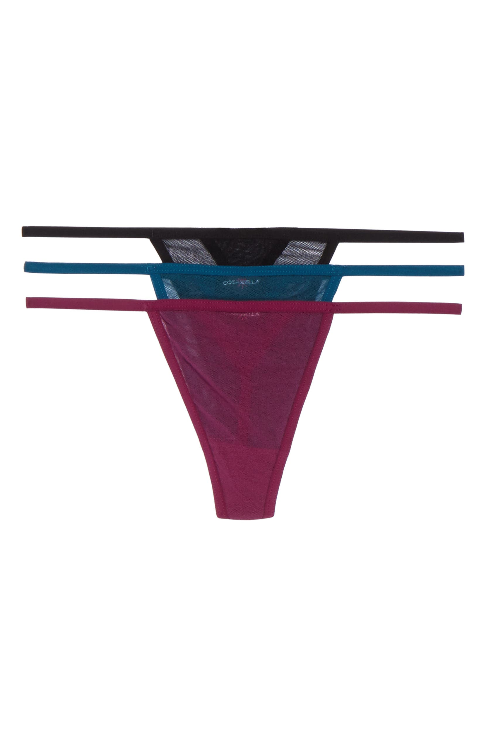 b4a09d3be71b Cosabella Soire 3-Pack G-String | Nordstrom