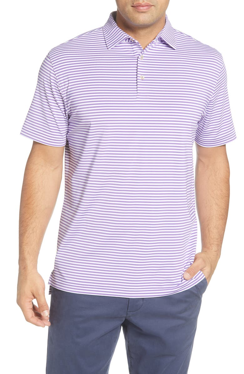 PETER MILLAR Competition Stretch Polo Shirt, Main, color, 570