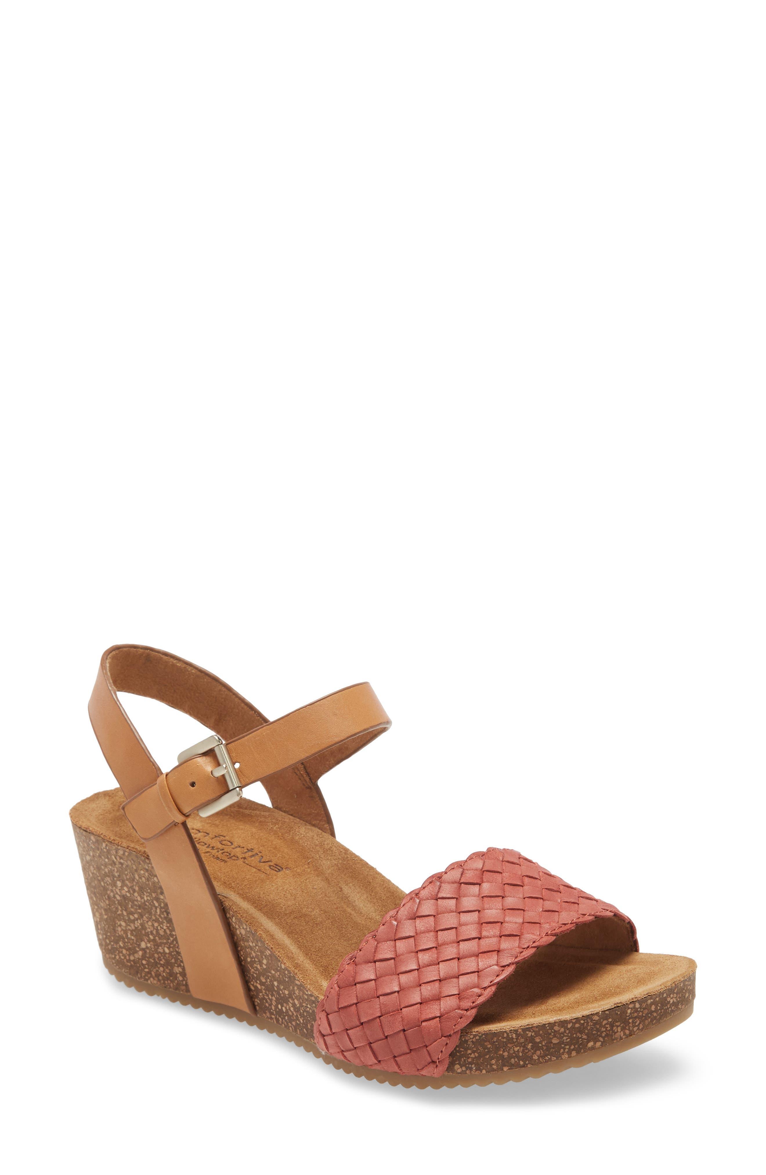 Eshana Wedge Sandal