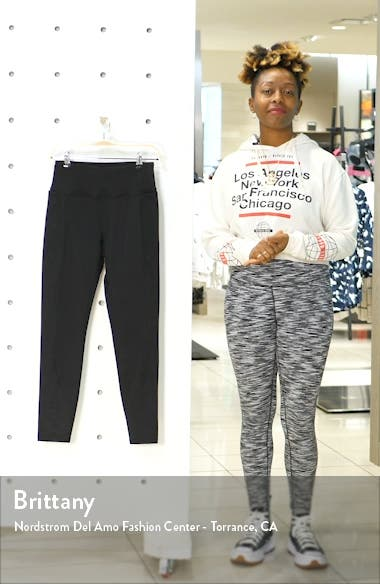Cozy Winter High Waist Ankle Leggings, sales video thumbnail
