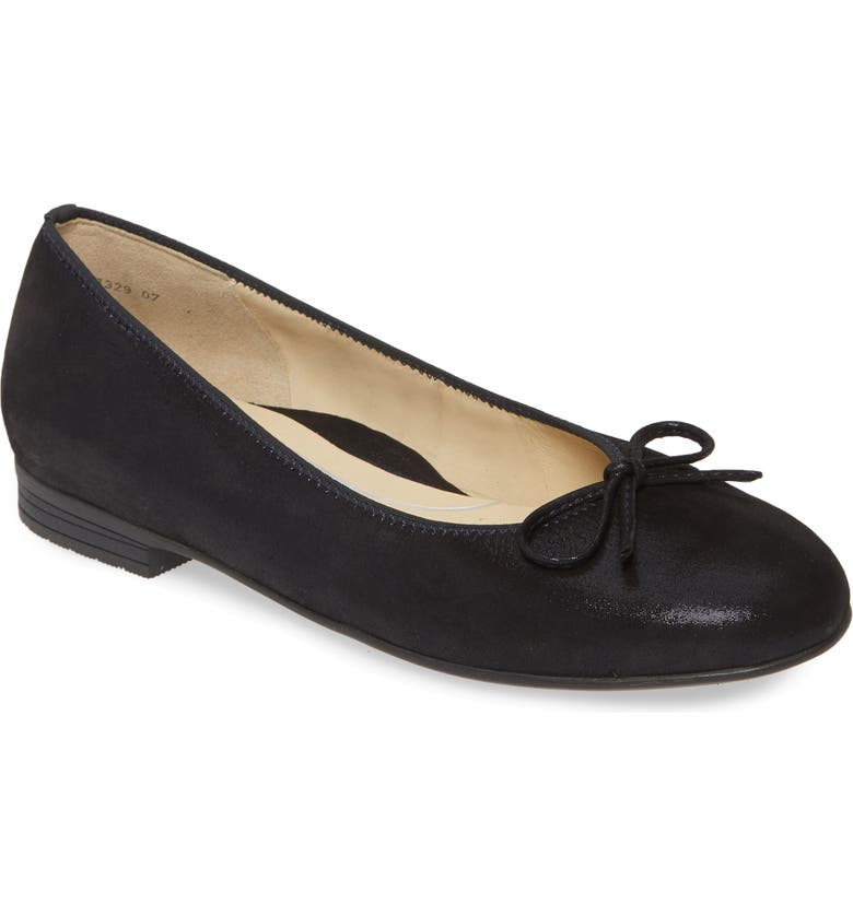 ARA Susie Flat, Main, color, NAVY LEATHER