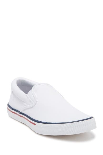 Image of Sperry Striper II Slip-On Nautical Sneaker