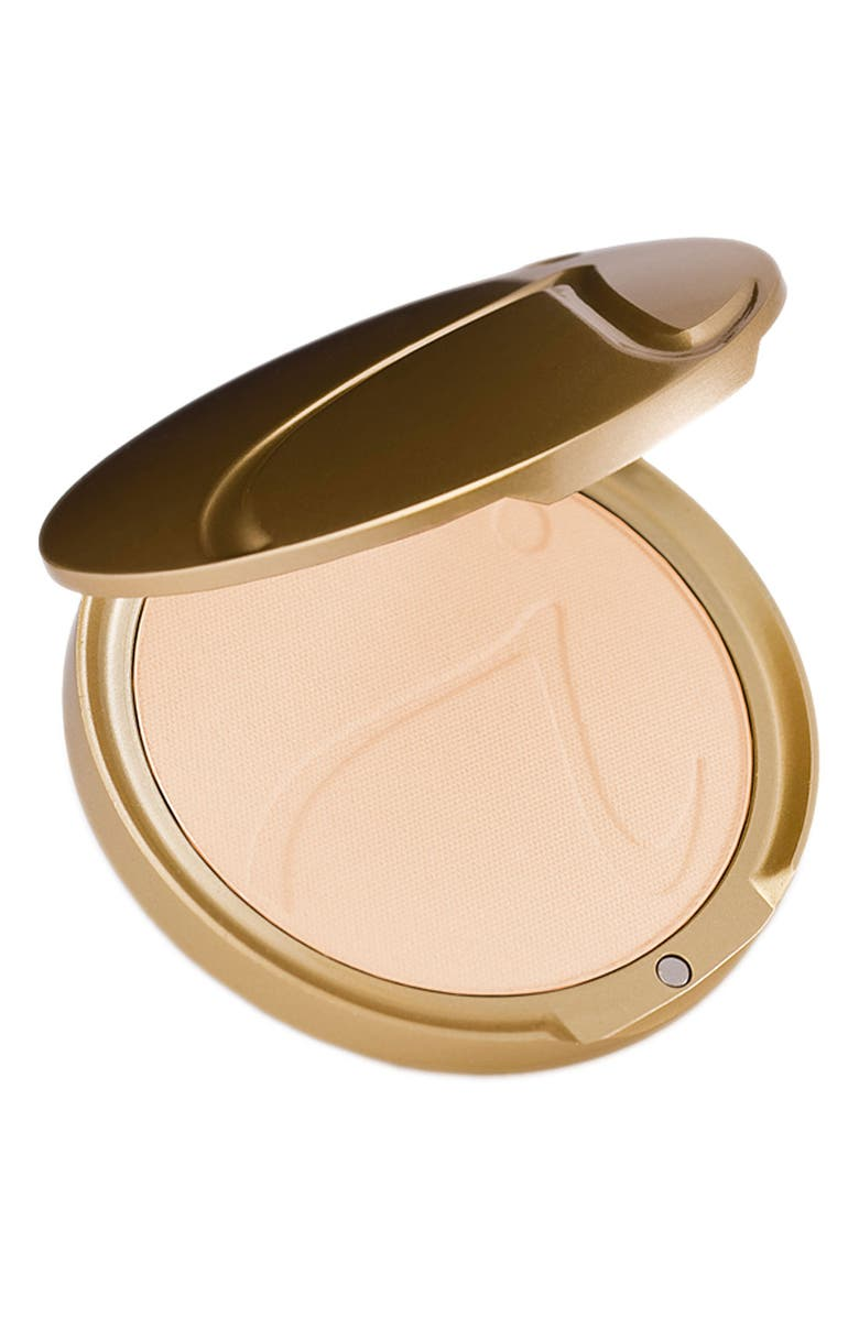JANE IREDALE 'PurePressed<sup>®</sup>' Refillable Base Broad Spectrum SPF 20, Main, color, 000